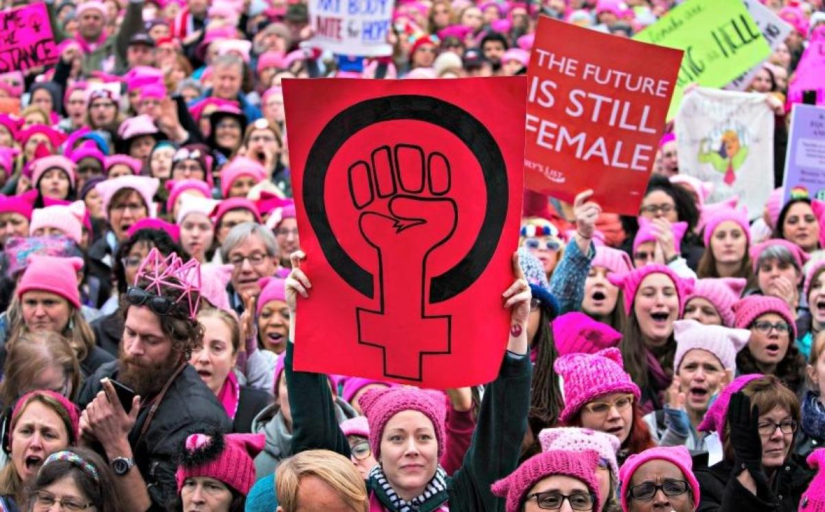 Ženski marš u Kaliforniji otkazan zbog prevelikog udjela bijelih sudionica